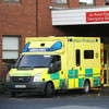 500 ambulance staff beginning 24-hour strike today in a row over union recognition