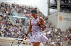 Osaka survives second scare as Djokovic and Williams cruise at French Open