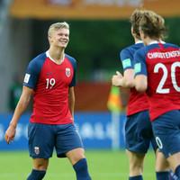Alf-Inge Haaland's son, Erling, scores nine as Norway smash U20 World Cup records