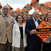 Liberal Democrats top new UK poll, surging ahead of Conservatives and Labour