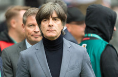 Germany boss Loew taken to hospital after accident, will miss Euro 2020 qualifiers