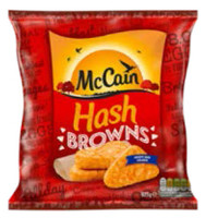 McCain Foods recalls batch of hash brown due to possible presence of plastic