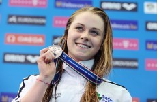 Sycerika McMahon on the Olympic radar as she wins European silver