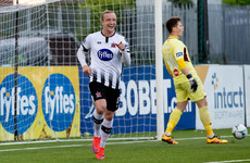 Mountney hat-trick sees Dundalk cruise past Sligo and go three clear at the top of the table