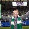 Neil Lennon confirmed as Celtic manager on 12-month rolling contract