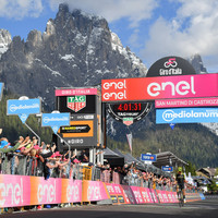 Carapaz still in pink as Chaves wins Giro 19th stage