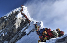 Sitdown Sunday: Life and death on an overcrowded Everest
