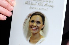 "Families issue statement over ""attempt to denigrate the memory of Michaela"""
