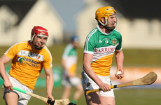 Antrim prevail in seven-goal thriller to leave Offaly facing relegation to Christy Ring