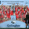 Saracens beat Exeter to win English Premiership and complete double
