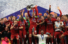 Liverpool beat Tottenham to triumph in Champions League final