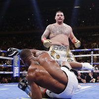 Andy Ruiz Jr shocks the world and destroys Anthony Joshua to claim heavyweight titles