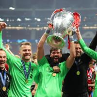 'It's unbelievable he's got a Champions League medal' - Irish squad hail Kelleher success
