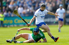 As it happened: Waterford v Limerick, Munster SHC
