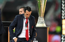 'We collapsed completely. It was a sad night for us': Wenger on Europa League final
