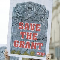 Students to take appeal against grant reforms to the Supreme Court