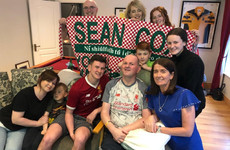 Seán Cox sends message of congratulations to Jurgen Klopp and Liverpool after European triumph