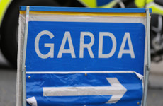 Emergency services at scene of collision in Howth