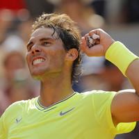 Nadal books quarter-final spot after 90th Roland Garros win as Federer awaits 2015 champion