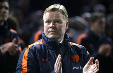 'It's not the right moment' - Koeman shuts down speculation about links to Barcelona job