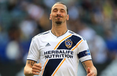 'I need to forget it as soon as possible': Zlatan Ibrahimovic dismisses incredible bicycle kick