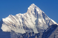 Bodies spotted during search for eight climbers missing in Himalayas