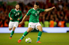 Shane Long out of Irish qualifiers against Denmark and Gibraltar