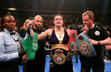 Minister Shane Ross to hold welcome reception for Katie Taylor at Dublin Airport