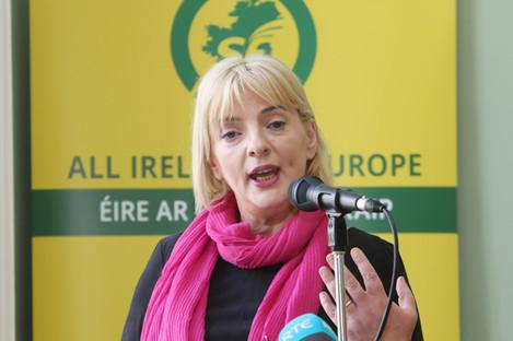 Sinn Féin MEP Liadh Ní Riada