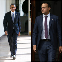 Poll: Was Varadkar right to have met with Obama on his US St Patrick's Day visit?