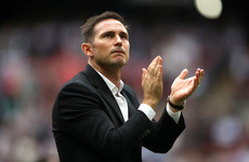 'It would be a shame to see him leave' - Keogh hopeful Lampard doesn't take Chelsea job