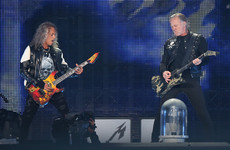 Heading to see Metallica at Slane Castle? Here's everything you need to know