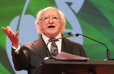 President Higgins calls Trump's decision to pull out of climate change deal 'regressive and pernicious'