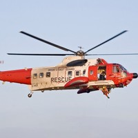 Coastguard helicopter airlifts three teenagers off Wicklow Mountains