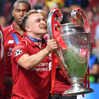 Shaqiri wants to stay at 'best club in Europe' Liverpool until end of contract in 2023