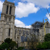 Children and pregnant women near Notre-Dame asked to test levels of lead in their blood