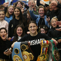 Katie Taylor's Bray homecoming event to take place this Friday evening