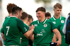 Ireland hit England for six to grab sensational victory in U20 World Cup opener