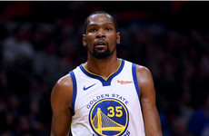 Thompson questionable for Game 3 of NBA Finals while Durant remains out for Warriors