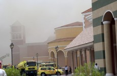 13 children dead in Qatar shopping mall fire