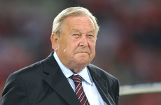 'Swedish football is in mourning' - former Uefa president Johansson passes away