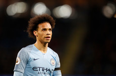 Bayern Munich confirm no bid has been made yet for Leroy Sané