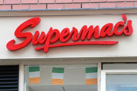 A Supermacs outlet. (File photo)