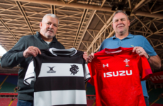 Wales to face Gatland's Barbarians in Pivac's first game in charge