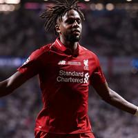 Champions League hero Origi looking forward to 'positive' Liverpool contract talks