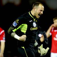 Ex-Chelsea 'keeper Beeney leaves Sligo halfway through the season