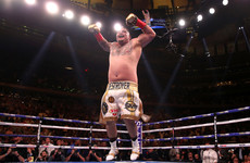 Ruiz pocketed nearly $7m for fighting Anthony Joshua, and his family bashed the bookies too
