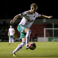 Cork City confirm departure of Shane Daly-Bütz less than a year after signing