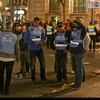 Two England fans arrested after ugly clashes with Portuguese police