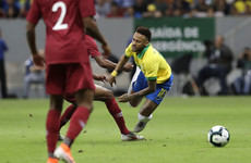 Injury forces Brazil's Neymar out of Copa America